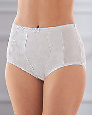 2 Pack Medium Control Jacquard Shaping Briefs