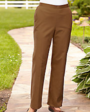 Alfred Dunner®  Flat Front Pants