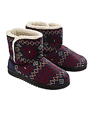 Fairisle Boot