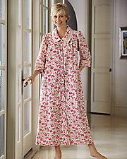 Floral Plisse Models Coat®