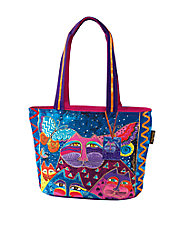 Cats with Butterflies Tote