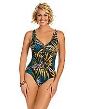Ruffle Front Mio Swimsuit