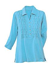 Carolina Cotton Knit Top