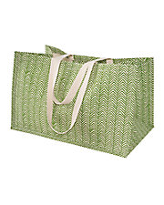 Herringbone Carry-All Tote
