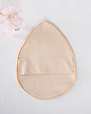 Full Oval Breast Form Cover