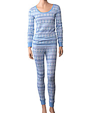 Printed Thermal PJ Set