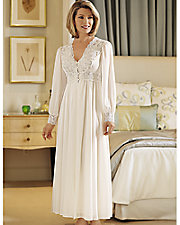 Silken Luxury Long Robe