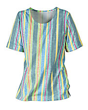 Roll Sleeve Tee Shirt