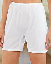 Long Leg Nylon Tricot Panty