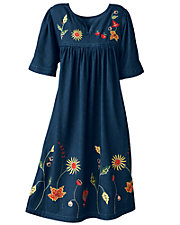 Harvest Denim Dress