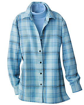 Flannel Big Shirt