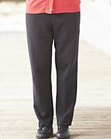 Fleece Elastic Waist Pants