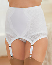 Figure Flattering Garter Belt