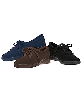 Ashland Nubuck Lace-up Shoes
