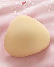Triangular Foam Breast Form