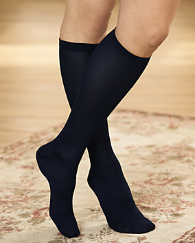 Just Comfort® Ribbed Sock