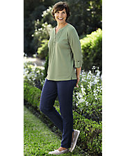 Spring UltraSofts Tunic Outfit