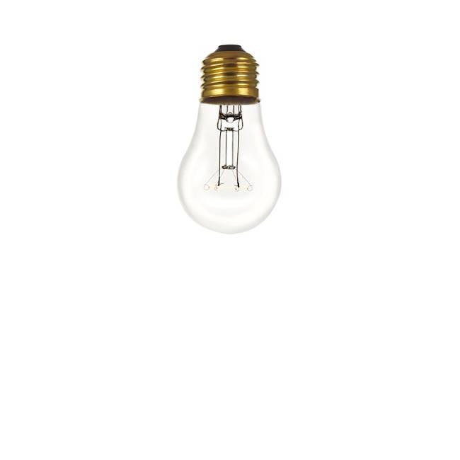 2 x A15 Filament Bulbs