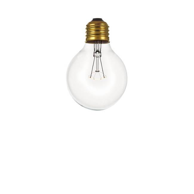 Incandescent Small Globe Bulb