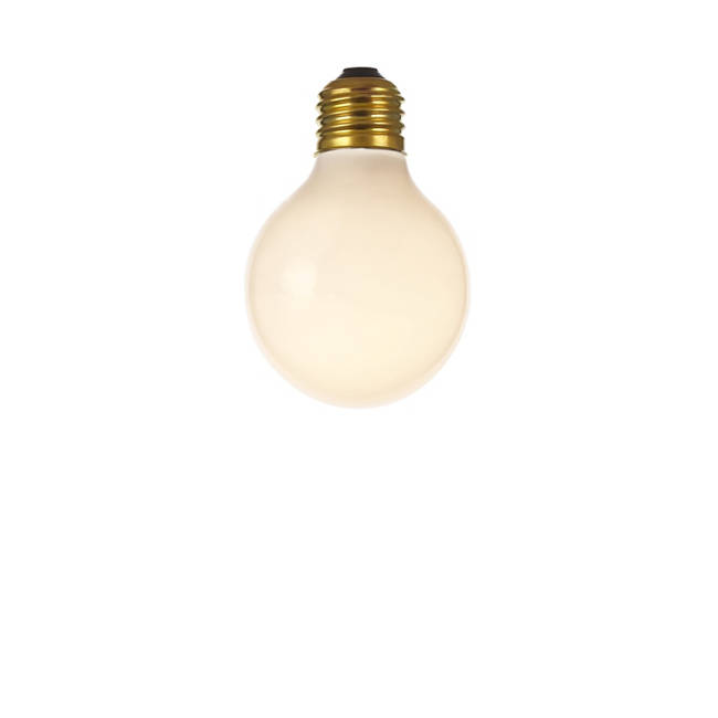 Incandescent Small Globe Frosted Bulb
