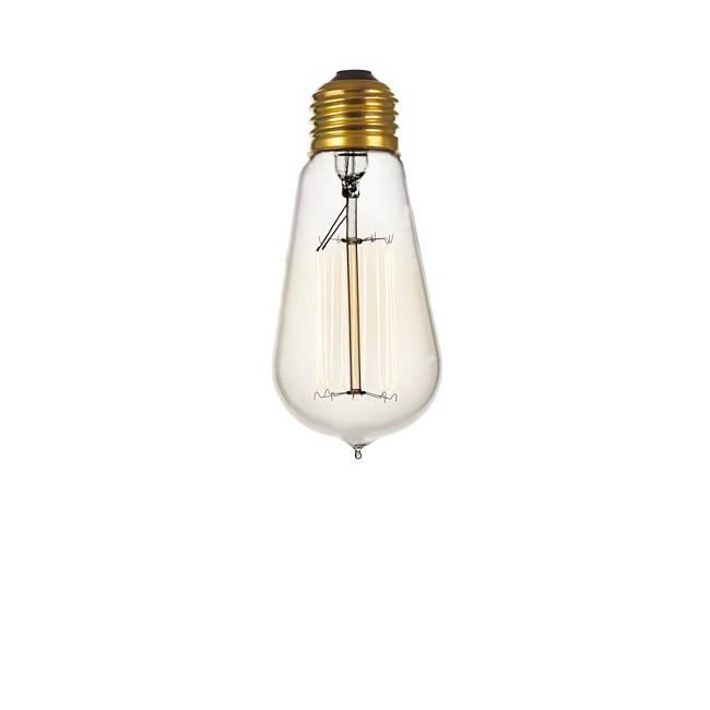 Incandescent Edison Bulb