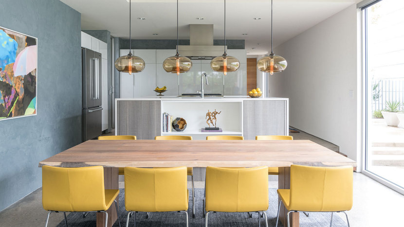 Decorate with the Color Yellow - Incorporate Bright Accents
