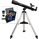 Orion Observer 70 AZ Refractor Telescope with SkyLine Kit
