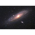 Wide view of M31