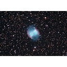 Beauty in the Dark - The Dumbbell Nebula (M27)