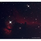 Horse Head Nebula 10-11-13 at US Store