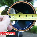 Sizing Glass Solar Filters for your Telescope at Orion Store