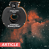 The SteadyStar Adaptive Optics Guider