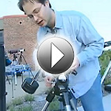 The Star Party: Aligning Your Telescope