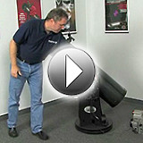 Video Introduction to Orion XTg GoTo Dobsonian Telescopes at Orion Store