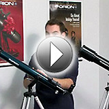 How To Use an Observer 60mm Altazimuth Refractor Telescope