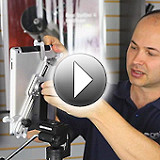Features of the Orion Mounting Bracket for iPad and Tablets at Orion Store