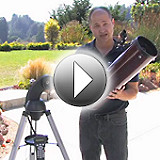 Features of the StarSeeker II 130mm GoTo Reflector Telescope