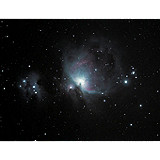 Orion Nebula and Running Man Nebula at Orion Store