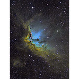 NGC 7380 - The Wizard Nebula