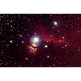 The Flame and Horsehead Nebulae