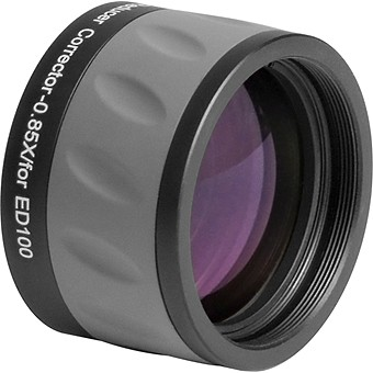 Orion Focal Reducer Corrector for ED100 Telescope