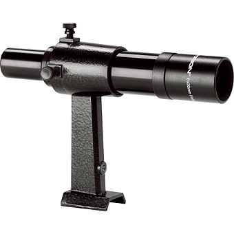 Black 6x30 Orion Achromatic Finder Scope