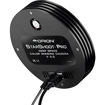 Orion StarShoot Pro V2.0 Deep Space Color CCD Imaging Camera