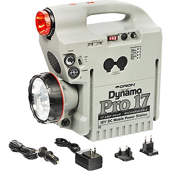 Orion Dynamo Pro 17ah Rechargeable 12v Dc Power Station image