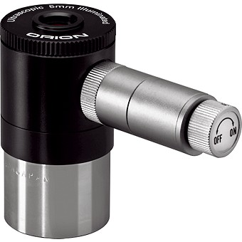 Orion 5mm Ultrascopic Illuminated Reticle Eyepiece