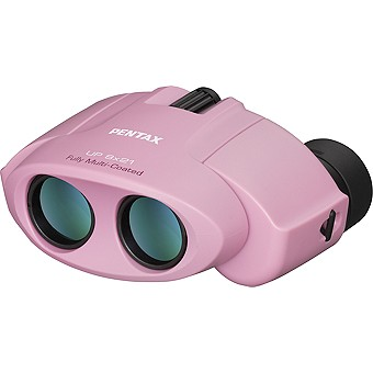 Offer Pentax UP 8×21 Binoculars, Pink Before Too Late