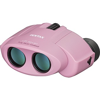 Cheap Offer Pentax UP 10×21 Binoculars, Pink Before Too Late