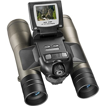 Barska 8x32 Point 'n View Digital Camera Binoculars
