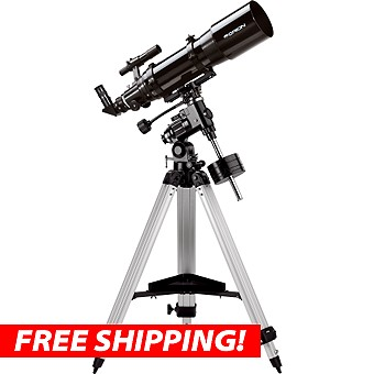 Orion AstroView 120ST Equatorial Refractor Telescope
