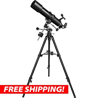 Orion BX90 EQ 90mm Equatorial Refractor Telescope